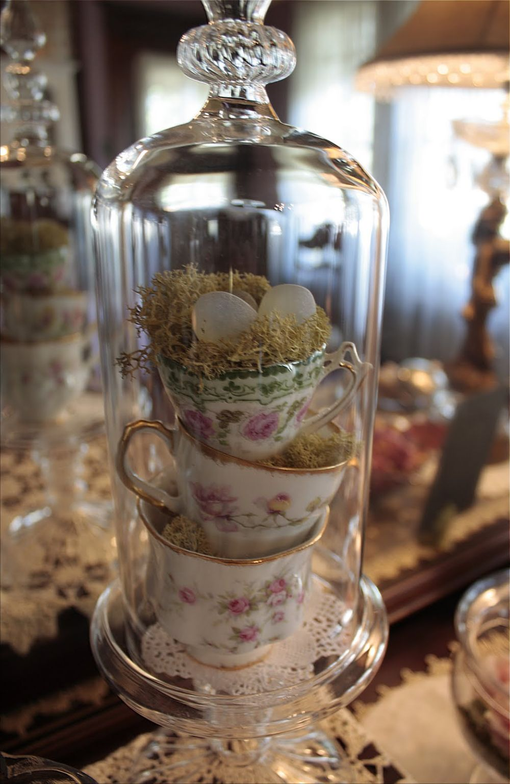 Best 12 Ways To Decorate Your Apothecary Jars For Spring This Month