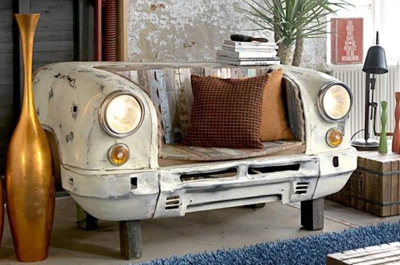 Best Home Decor Created From Old Car Parts Will Transform Your This Month