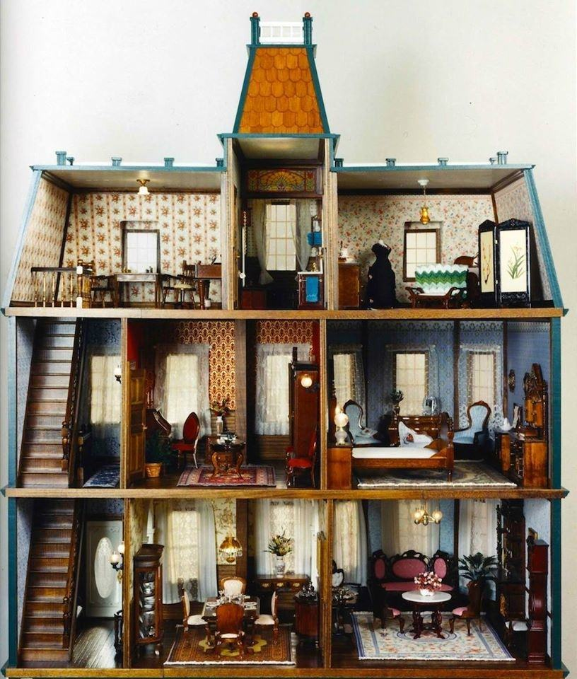 Best Dollhouse Decorating Miniature Decorating Idaes This Month