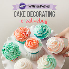 Best Wilton Introduction To Cake Decorating From Creativebug This Month