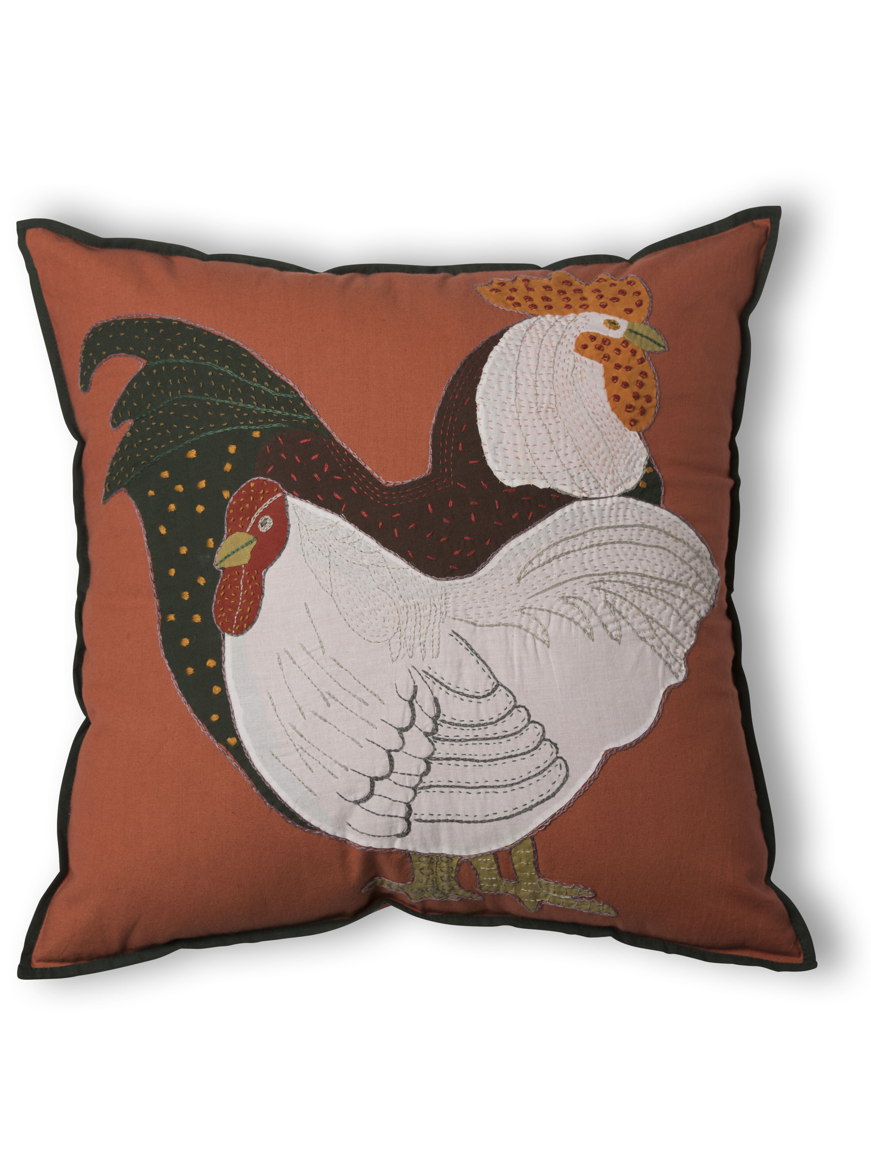Best Decorative Throw Pillows Chicken Pillow 18 Square This Month