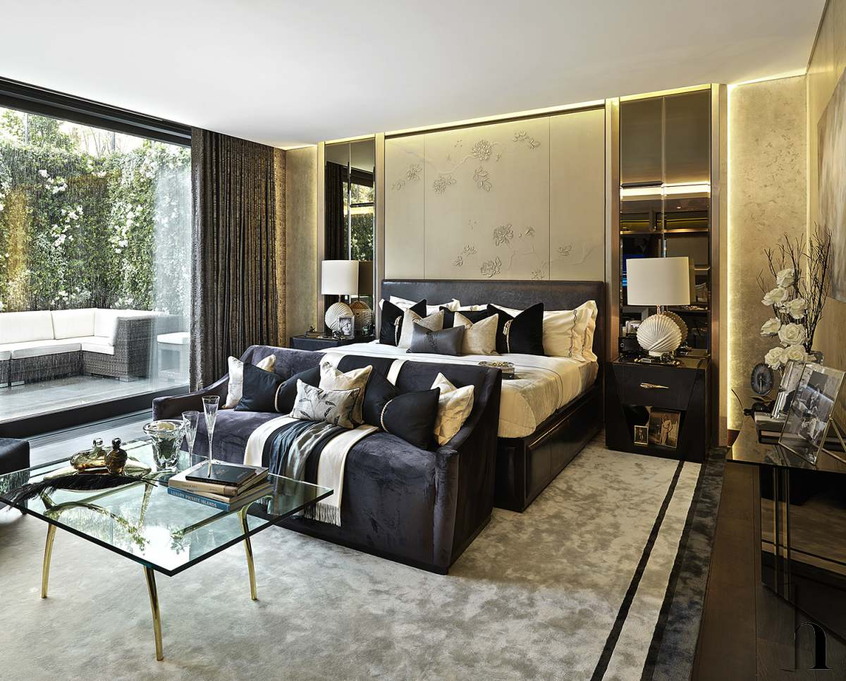 Best 20 Inspiring Contemporary British Bedrooms Dk Decor This Month