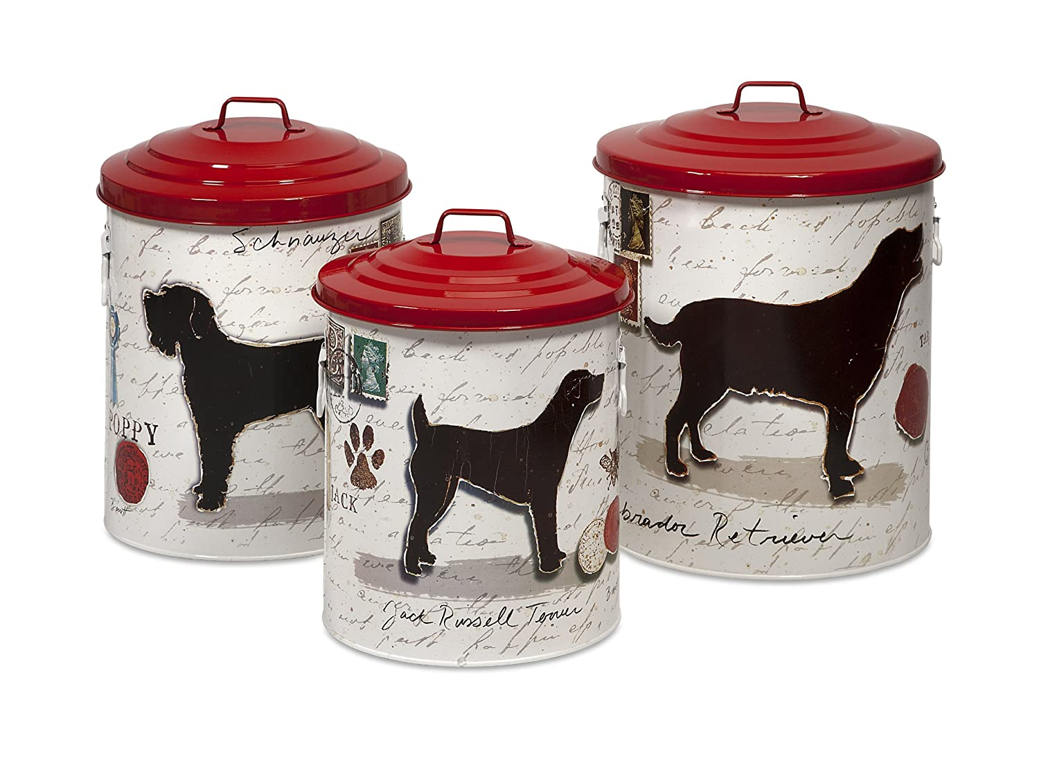 Best Decorative Dog Food Canisters This Month