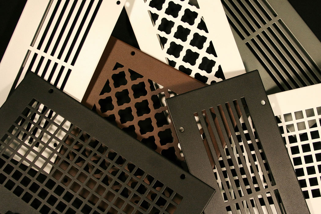 Best Hvacquick Steelcrest Bronze Series Custom Metal Grilles And Registers This Month