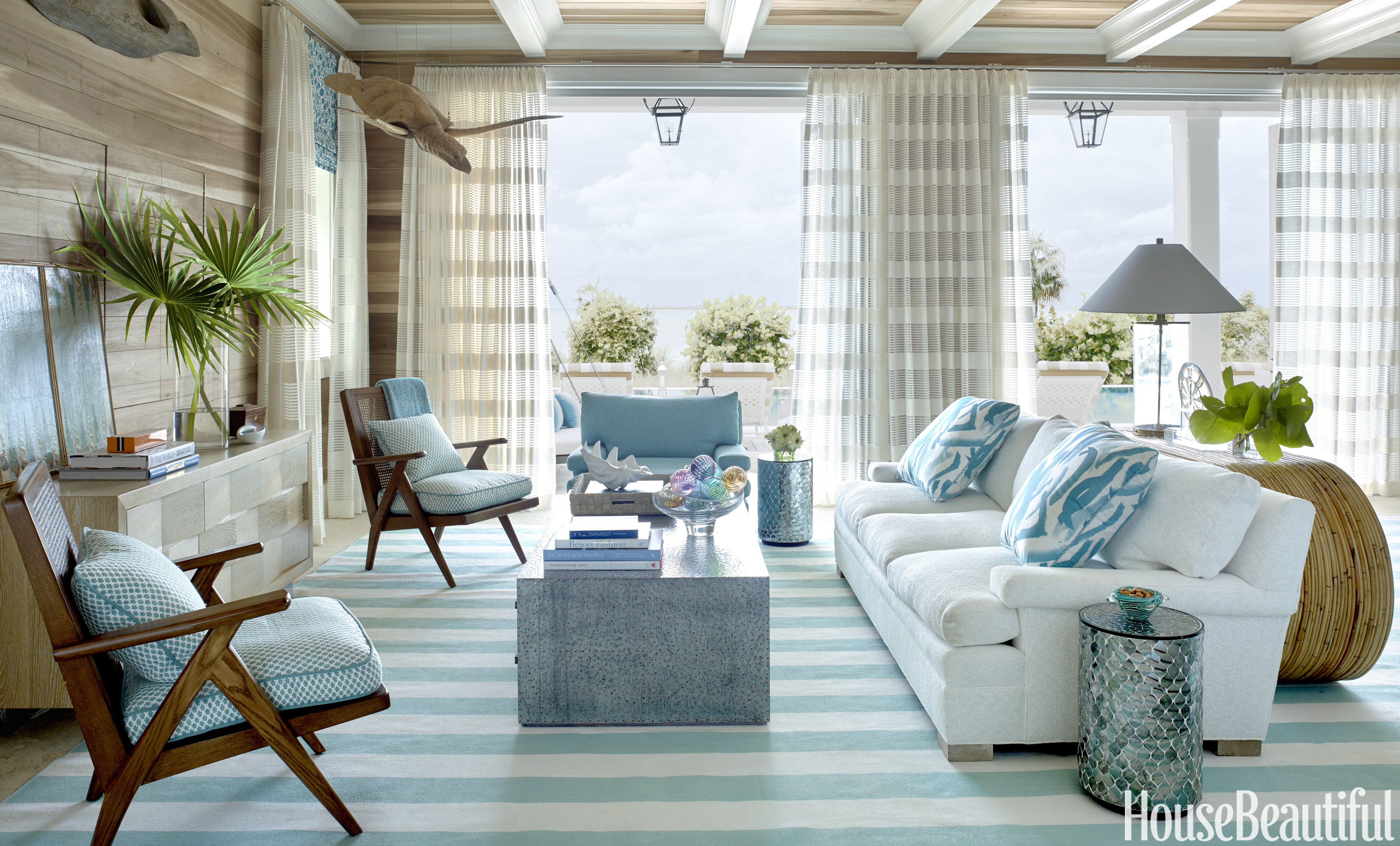 Best Turquoise Beach House Marshall Watson And Kate Reid This Month