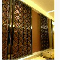 Best Decorative Metal Screen 304 Stainless Steel Panel Screen This Month