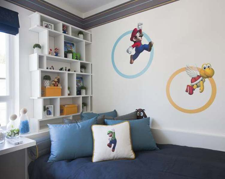 Best 50 Awesome Video Game Room Decoration Ideas Interiorsherpa This Month