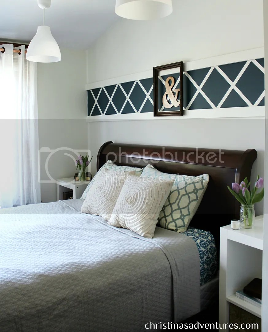Best Our Master Bedroom Above The Bed Decor Christinas This Month