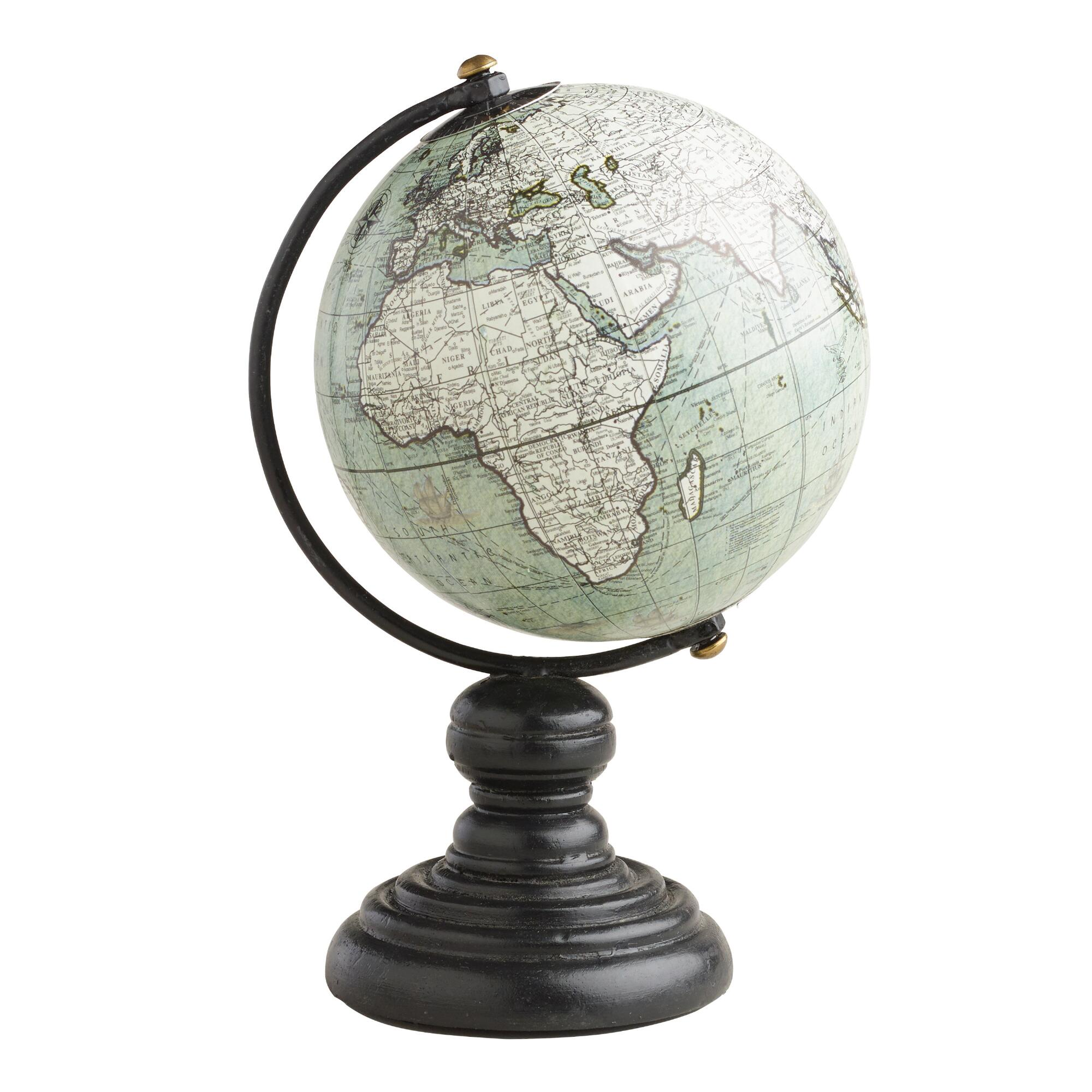 Best Mini Gray Globe On Stand World Market This Month