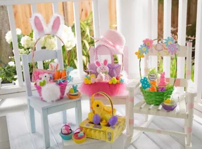 Best Easter Basket And Party Ideas Party City This Month