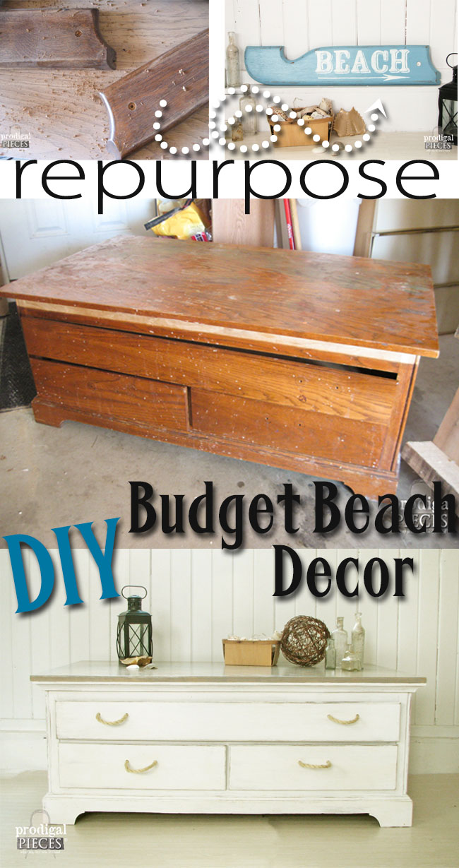 Best Beach Decor On A Budget Prodigal Pieces This Month