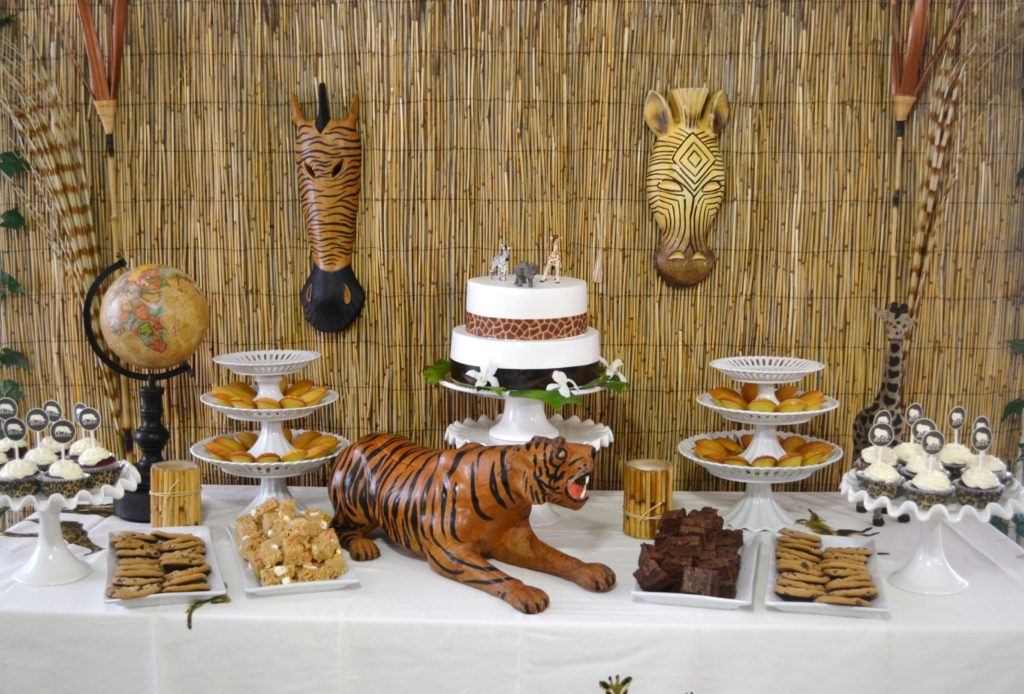 Best Safari Baby Shower Project Nursery This Month