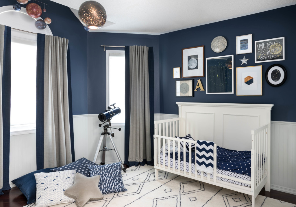Best Celestial Inspired Boys Room Project Nursery This Month
