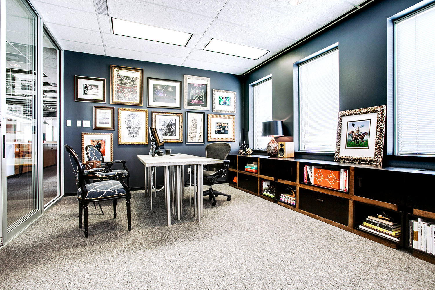 Best Ad Executive's Office Corporate Style Gets A Makeover This Month
