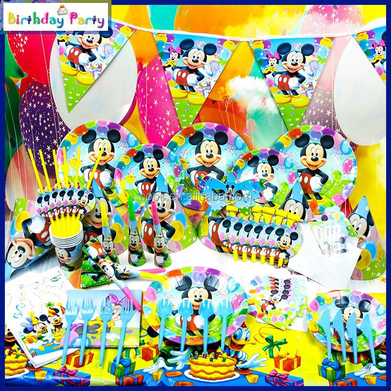 Best Professional Theme Party Decorations Wholesale For Kids This Month