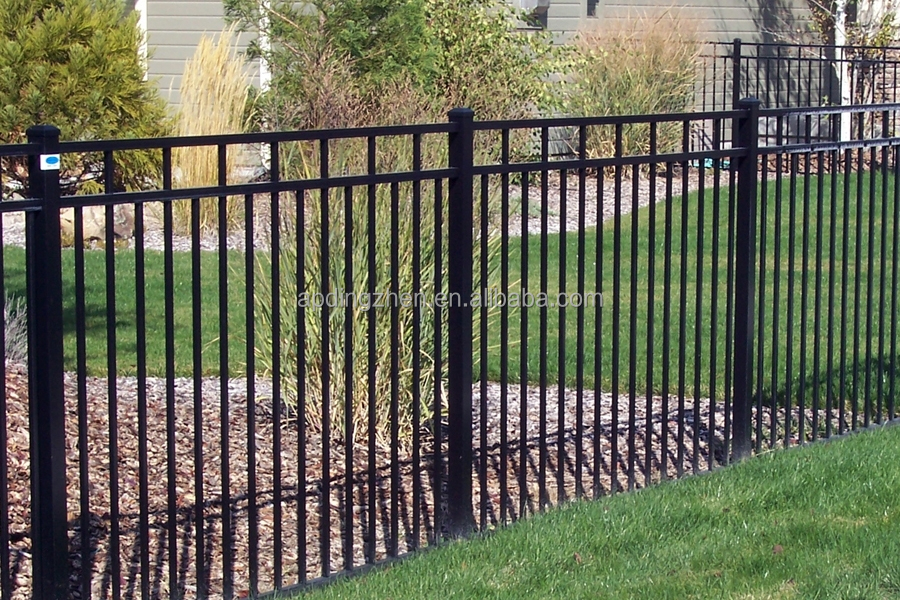Best Cheap Wrought Iron Fence Panels For Sale Galvanized This Month