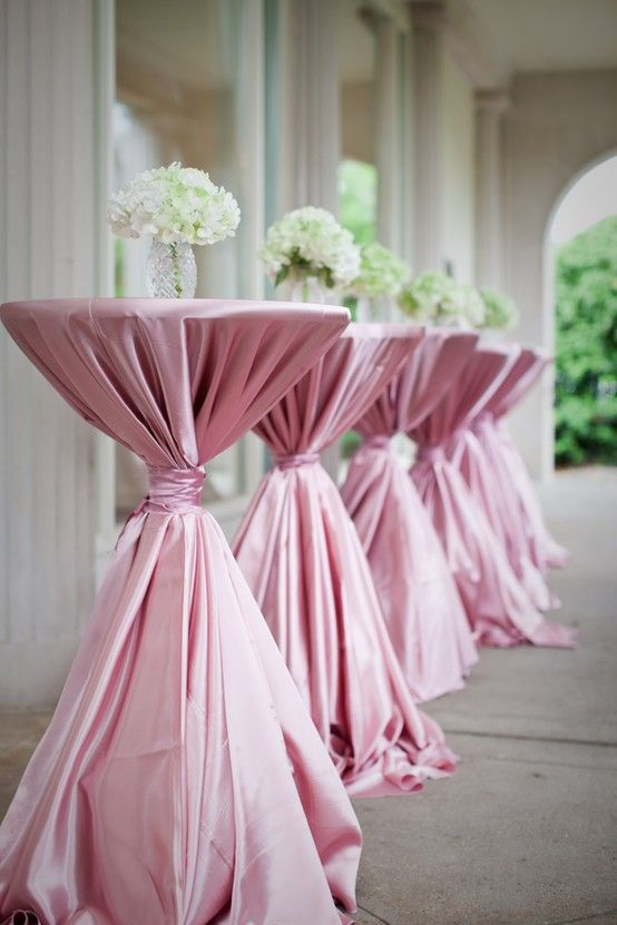 Best Ideas Cocktail Table Decoration 2536905 Weddbook This Month