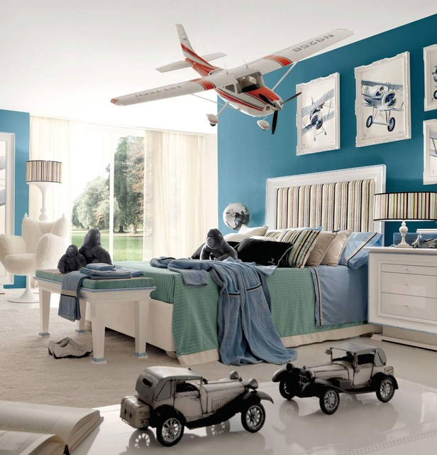 Best W*Lly Aviation Inspired Kids Bedroom By Imagine Living This Month