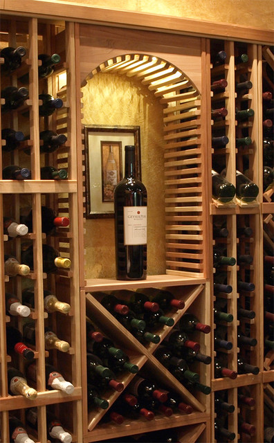 Best Small Decorative Cellar Arch Traditional Wine Racks This Month