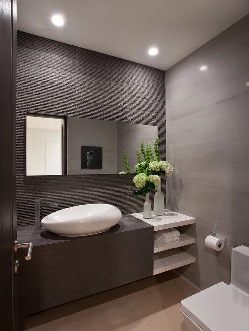 Best Powder Room Design Ideas Remodels Photos This Month