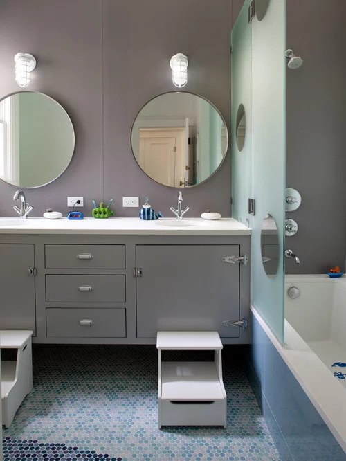 Best Kids Bathroom Home Design Ideas Pictures Remodel And Decor This Month