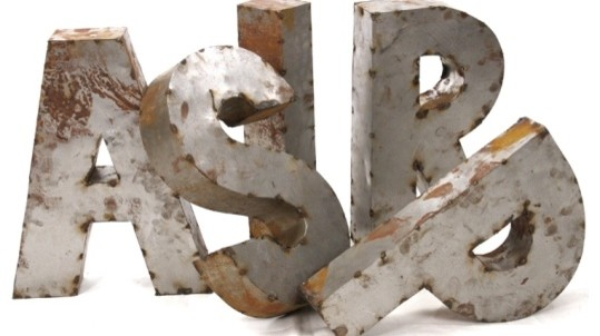 Best 36 3D Metal Letters Eclectic Artwork Toronto By This Month
