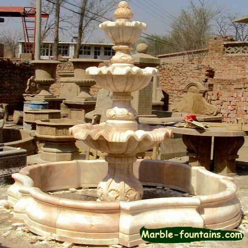 Best Marble Fountains Factory High Quality Marble Fountains This Month