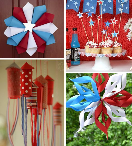 Best Patriotic Decor How To Make Fabulous Fourth Of July This Month