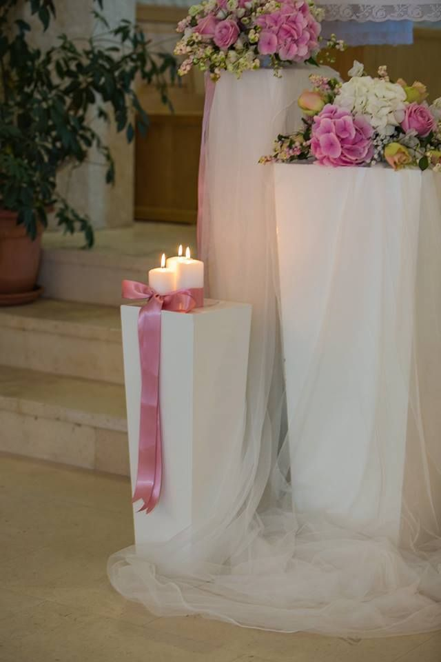 Best Wedding Venue Decorations Columns And Candles On Pinterest This Month