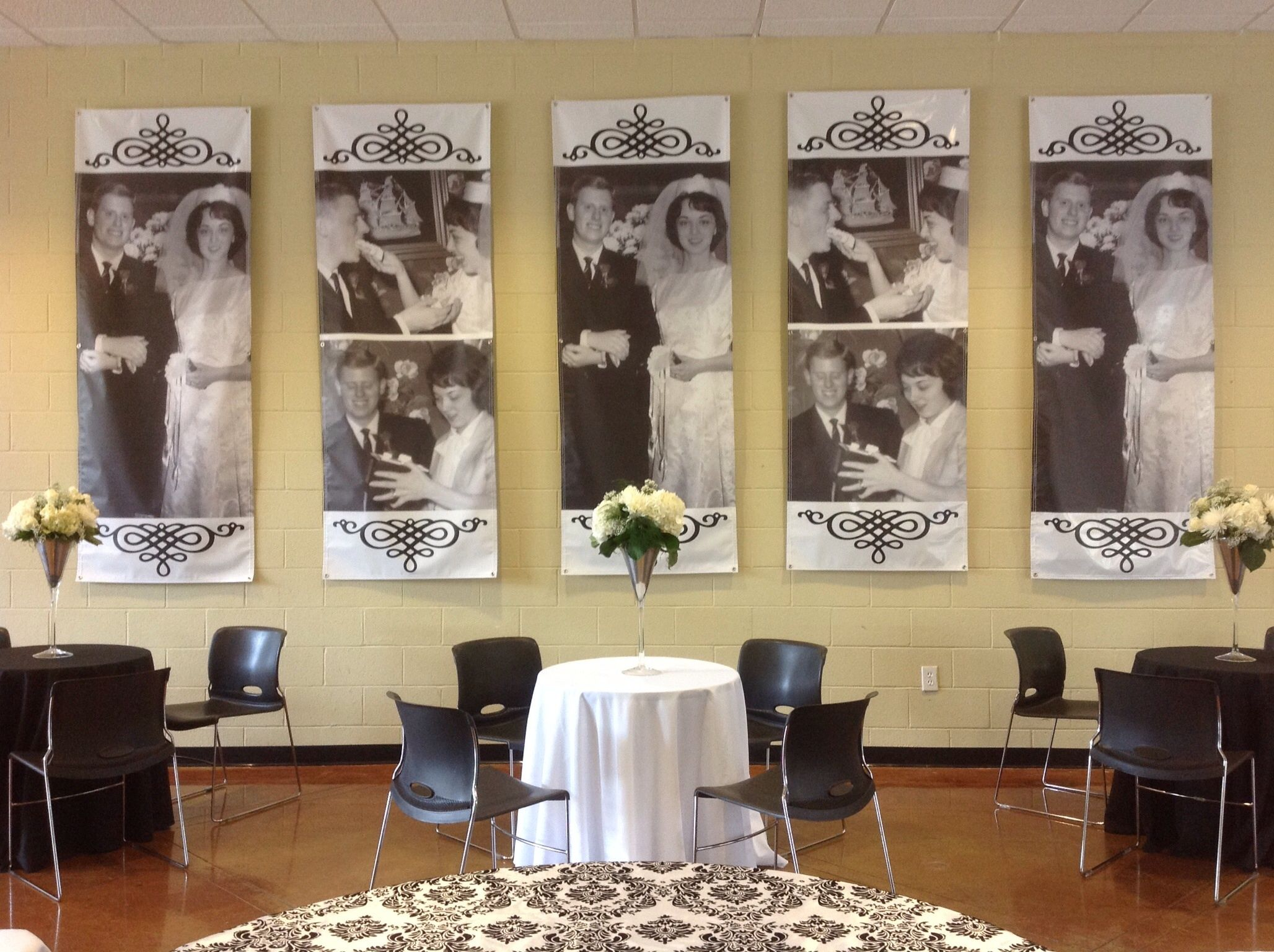 Best 50Th Anniversary Party Banners 50Th Anniversary Party This Month
