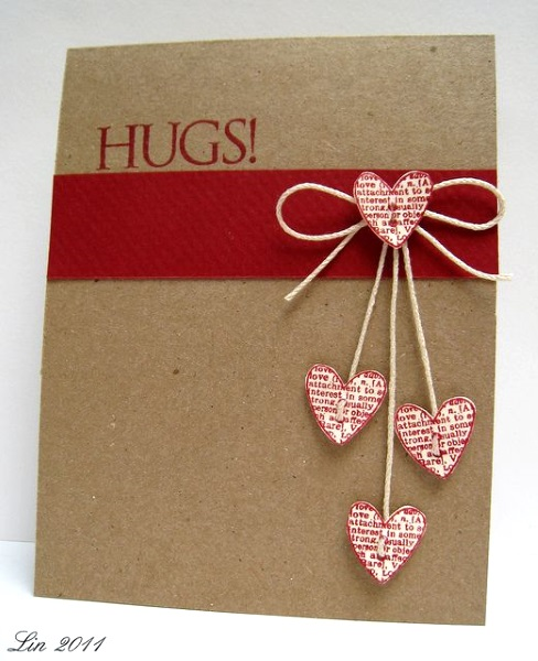 Best Adorable Valentines Day Handmade Card Ideas Pink Lover This Month