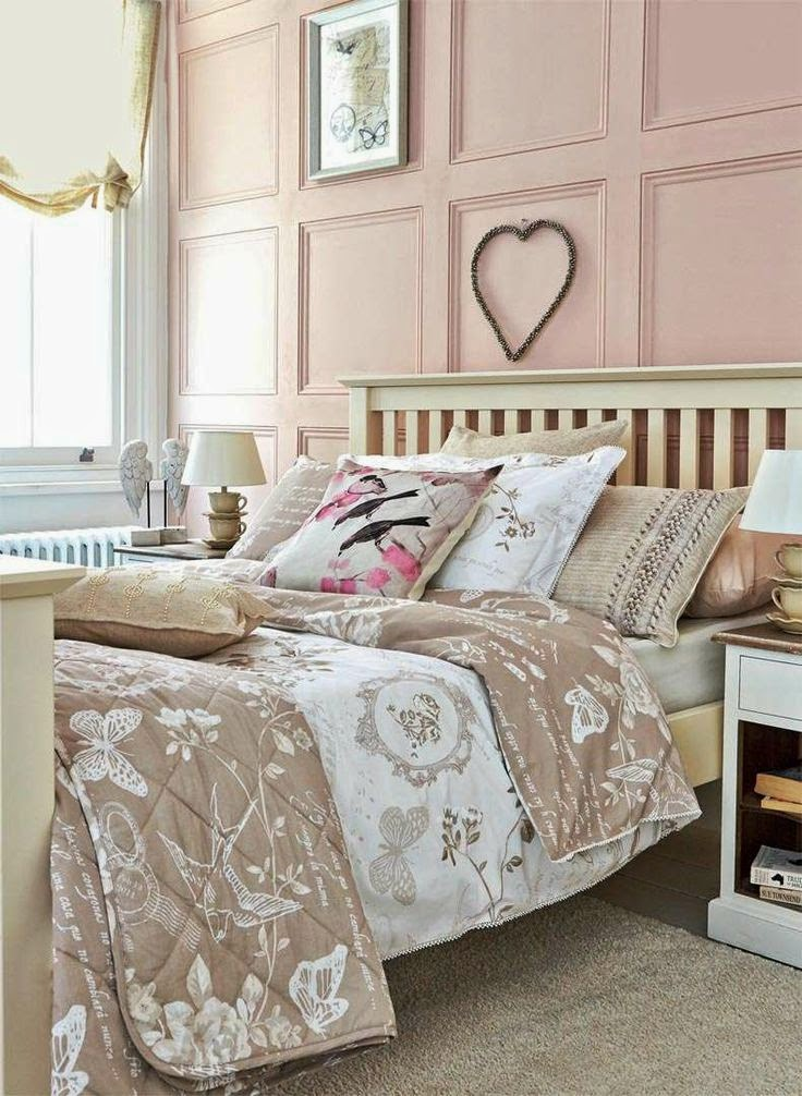 Best Eye For Design Decorating Grown Up Pink Bedrooms This Month