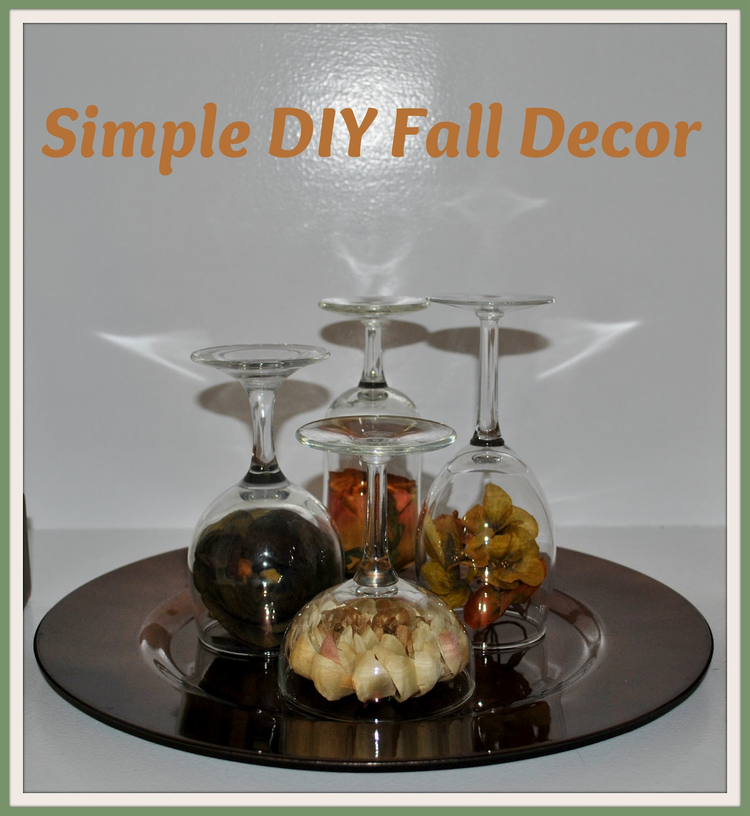 Best Life With 4 Boys Simple Diy Craft For Fall Decor This Month