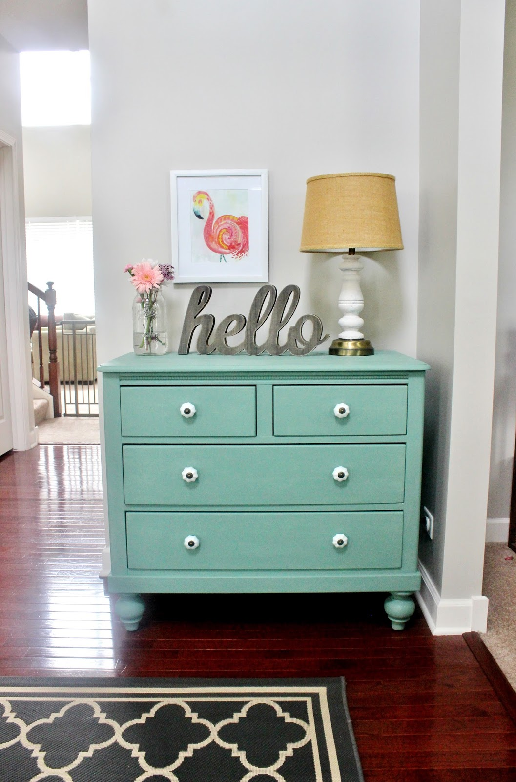 Best Meet Pearl Chalk Paint Dresser Makeover Delightfully Noted This Month
