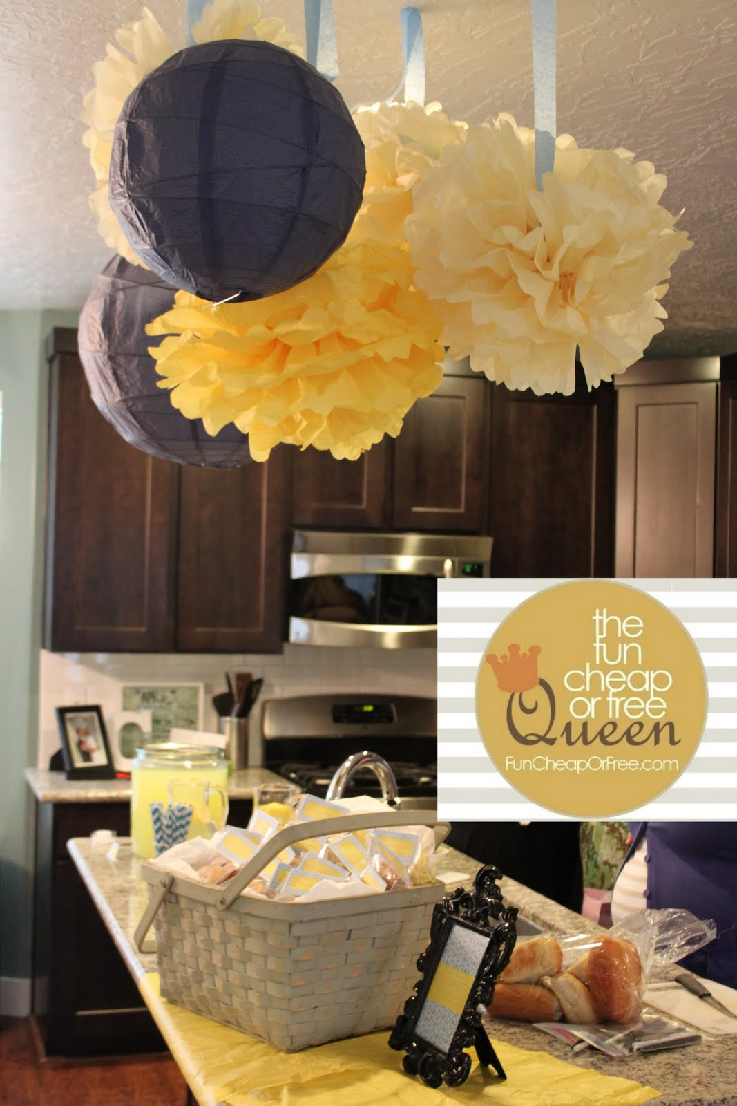 Best Tons Of Ideas For A Fun Cheap Or Free Baby Shower Or This Month