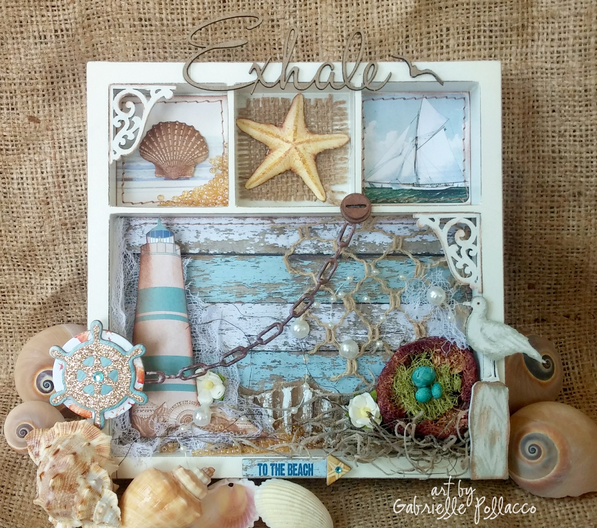 Best Such A Pretty Mess Nautical Beach Themed Wall Art This Month