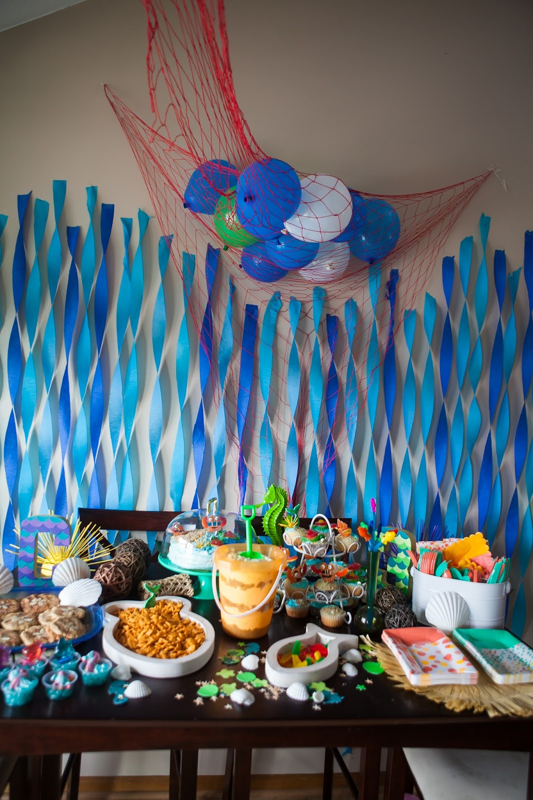 Best You Are My Licorice Carys S Third Birthday Under The Sea This Month
