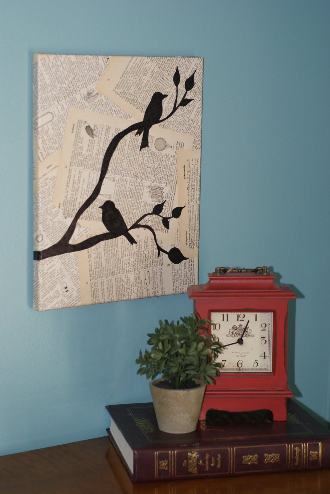 Best Crafty Life Easy Bird Wall Art This Month
