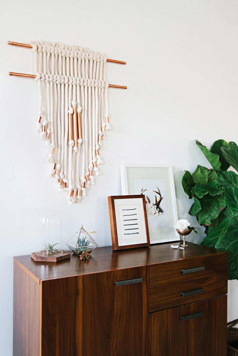 Best 20 Easy Wall Hanging Ideas – A Beautiful Mess This Month