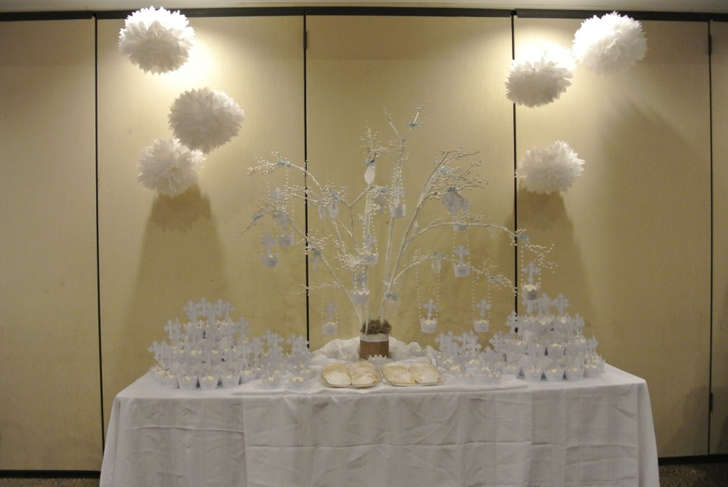 Best Boy Baptism Party Ideas Christening Decorations This Month
