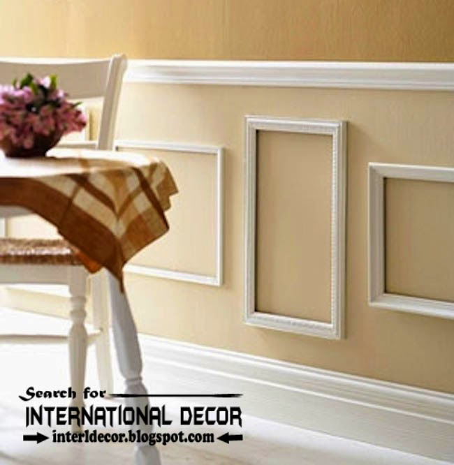 Best Decorative Wall Molding Or Wall Moulding Designs Ideas This Month