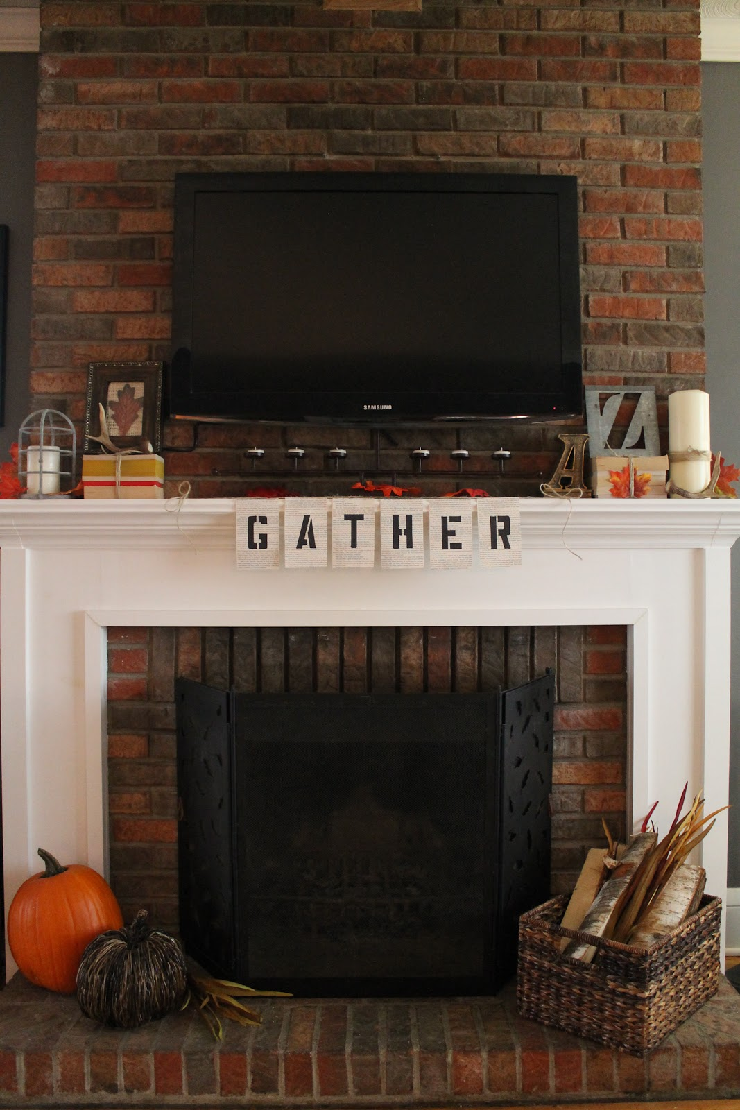 Best Hammers And High Heels Gather Round Our Fall Fireplace This Month