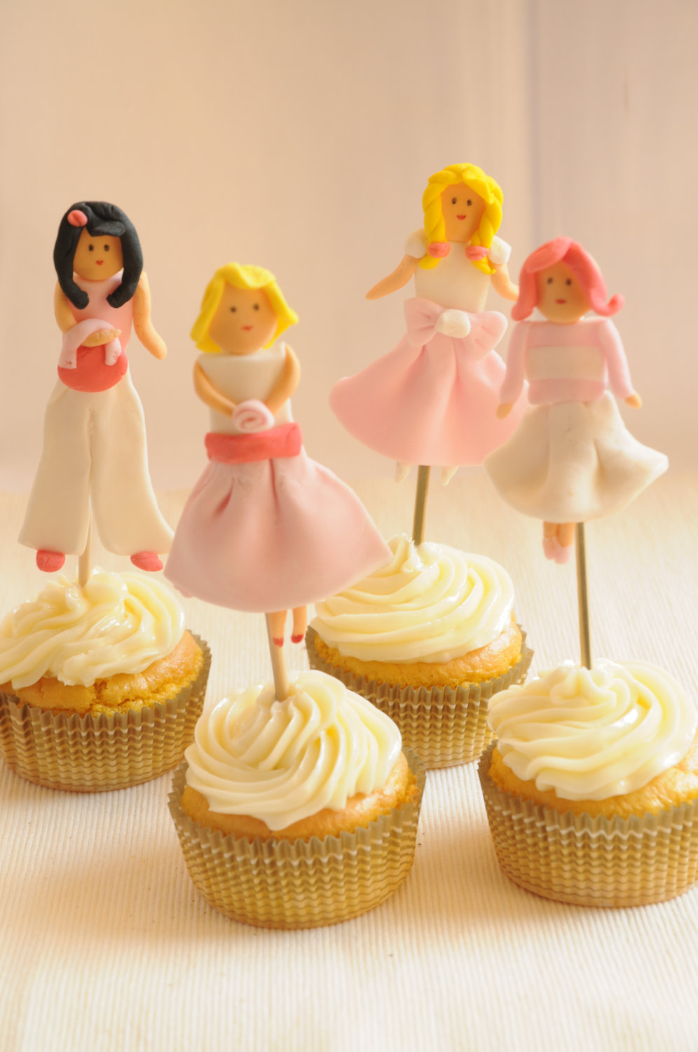 Best Giveaway 70 Fondant Cupcake Topper Decorations Party This Month