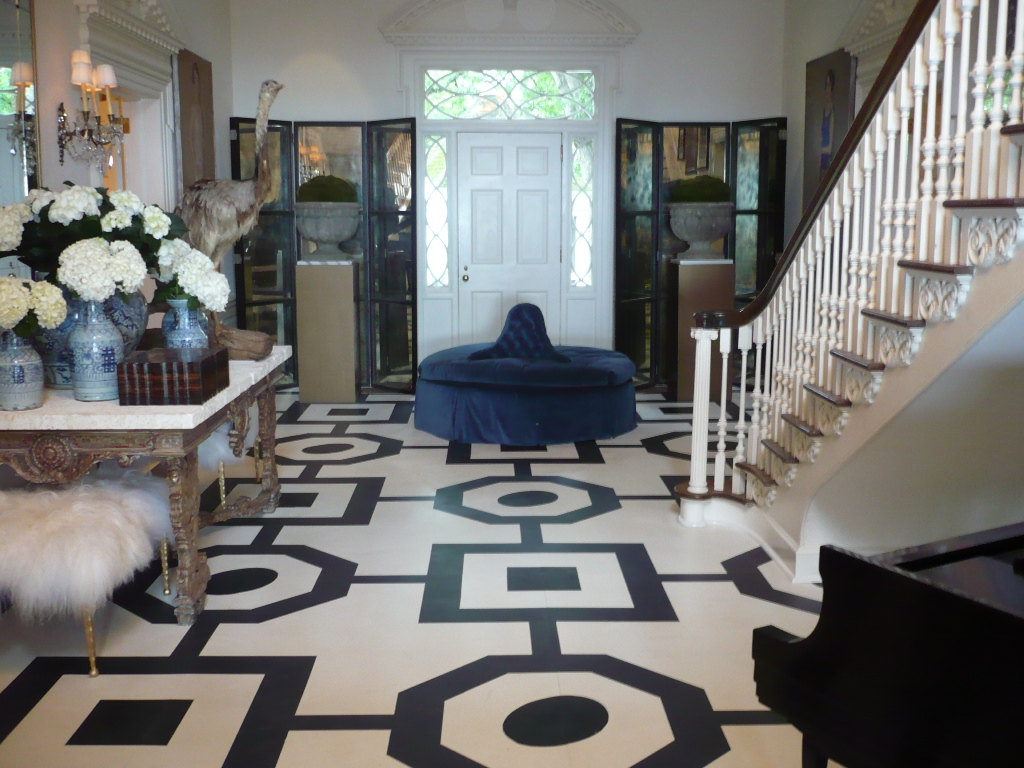 Best The Peak Of Chic® 2012 Atlanta Decorators Show House This Month
