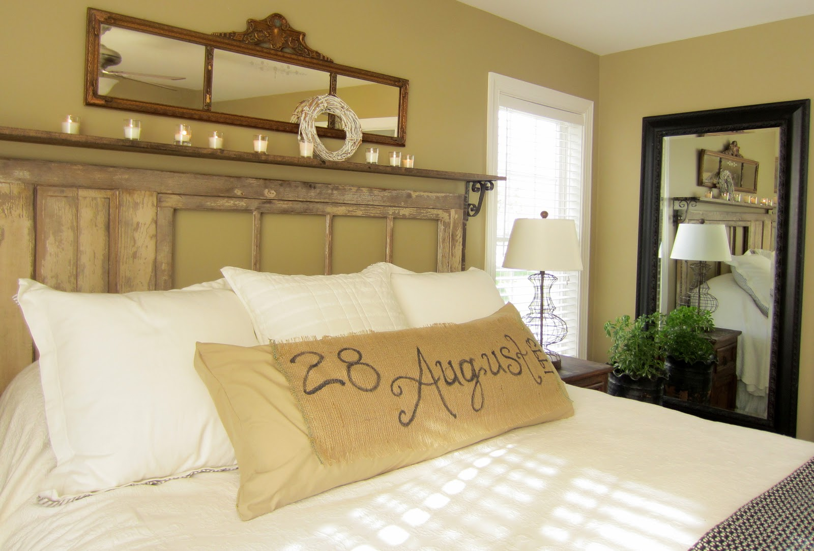 Best Down To Earth Style Vintage Rustic Master Bedroom This Month