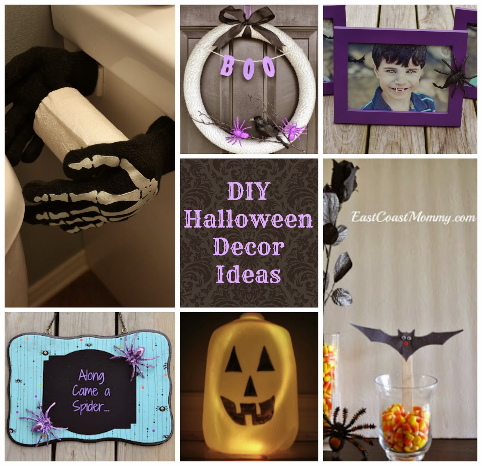 Best East Coast Mommy 7 Fantastic Diy Halloween Decor Ideas This Month