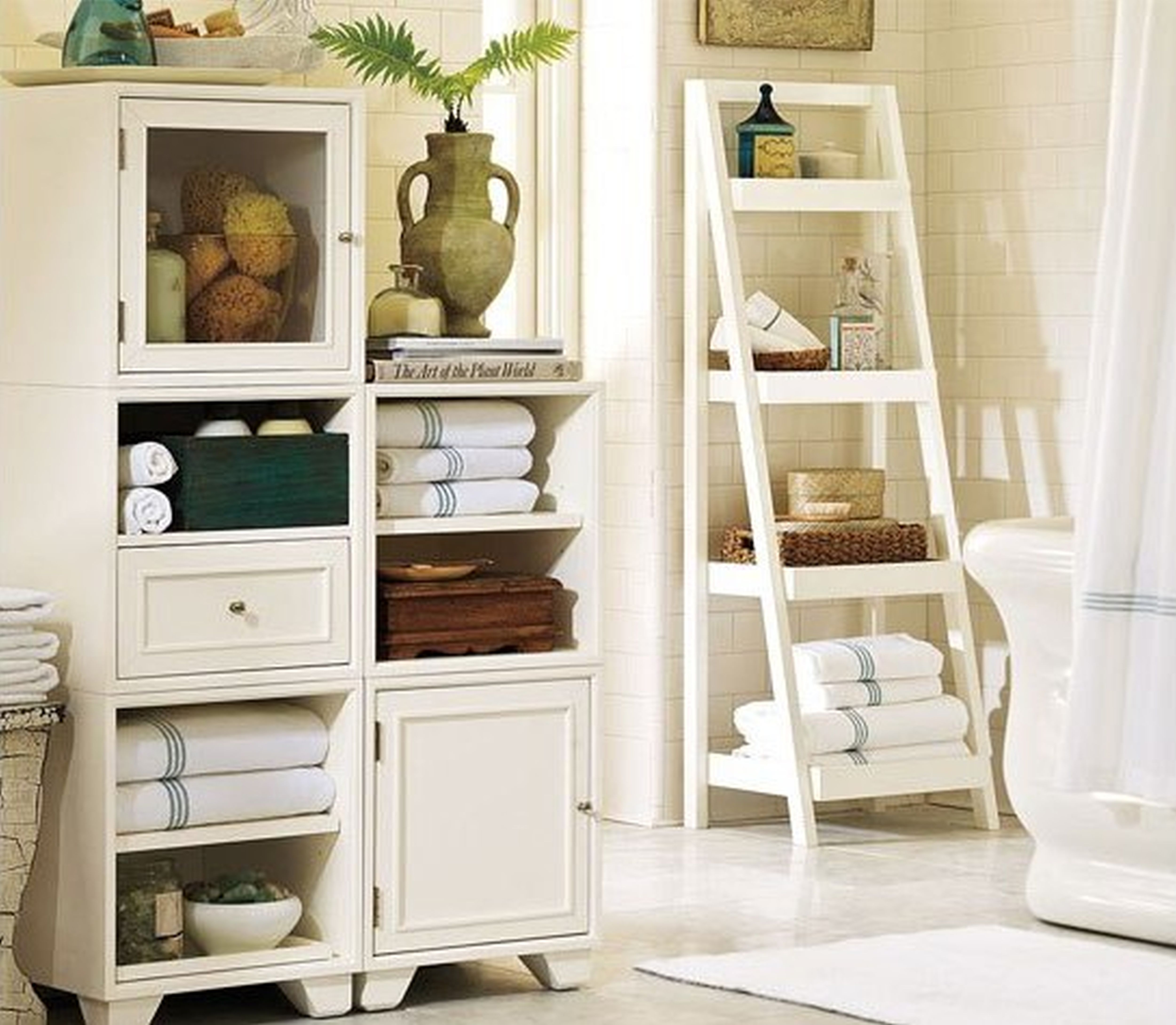 Best Add Glamour With Small Vintage Bathroom Ideas This Month