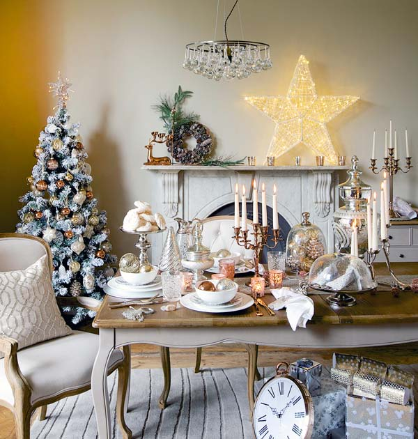Best Christmas Living Room Decorating Ideas This Month