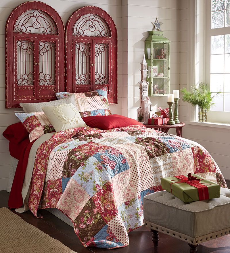 Best Top 40 Christmas Bedroom Decorations Christmas This Month