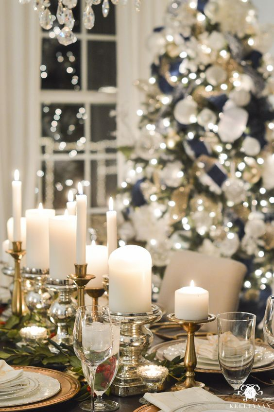 Best Top Christmas Table Settings Christmas Celebration All This Month
